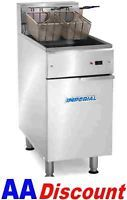 New Imperial 40 lb Electric Deep Fryer 208 240 Volt 3 Phase Model IFS 40 E