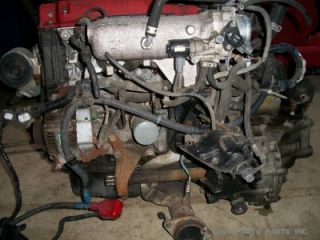 ★★★ JDM 94 01 Honda Acura Integra DC2 Type R B18C 98 Spec Engine Trany Swap ★★★