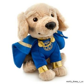 "New  Super Buddies Budderball Mini Plush Bean 7"" Doll Puppy Dog Hero"