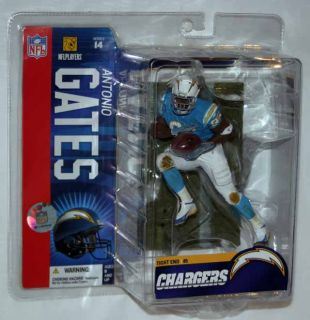 McFarlane NFL Series 14 Football Antonio Gates San Diego Chargers Action Figure