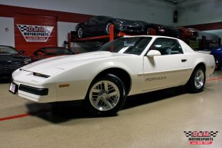 1989 Pontiac Firebird Formula 8 441 Miles Automatic Performance Suspension WOW
