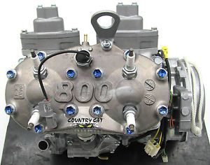 Arctic Cat 2010 13 M F CF 800 H O Engine Motor Complete Snowmobile New 0662 609