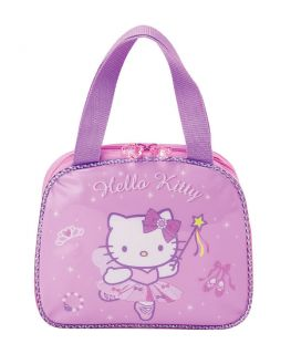 New Sanrio Hello Kitty Black Pink Baby Diaper Carry Bag Changing Station