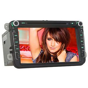 Autoradio 2 DIN in Dash Car DVD Player GPS for VW Amarok Polo Vento Volkswagen