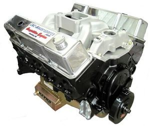 CNC Small Block Chevy 427 Street Engine 615 Horsepower