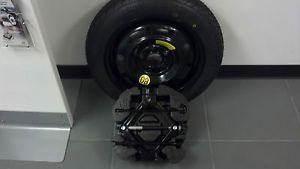"2012 2013 Kia Soul Spare Tire Kit 15"" inch Spare with Jack Tools New"