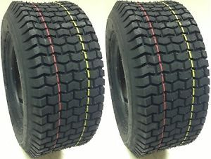 2 18x9 50 8 Duro Turf Tires 4 Ply HF224 Lawn Mower Tractor New Two Tire Pair