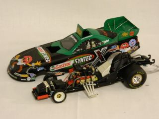 NHRA 2002 Tony Pedregon 1 24 Scale Muppets 25th Animal Funny Car Die Cast