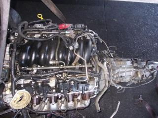 Cadillac cts V Corvette Z06 LS6 Engine Motor w 6SPD Manual Swap 73K Miles LS2