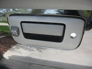 Backup Camera Std GMC Sierra Chevy Silverado 07 11
