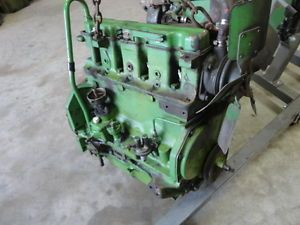 John Deere 3010 3020 Gas Engine Motor