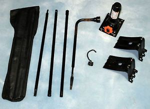 Chevy Silverado 1500 Jack Spare Tire Tool Kit Set GMC Sierra 99 00 01 02 03 04