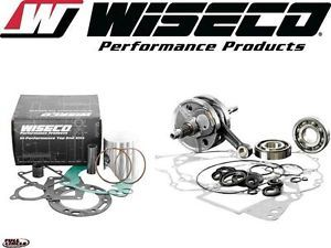 Wiseco Top Bottom End 1988 2006 Yamaha Blaster Engine Rebuild Kit Crank Piston