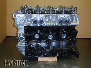 85 2 4L Toyota Pickup 4Runner Celica 22R Reman Engine w Parts by OE Suppliers