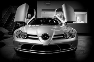 Mercedes Benz SLR McLaren 2006 Base