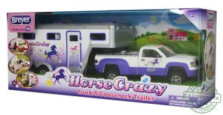New Breyer Horse Crazy Truck and Trailer