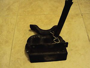 97 03 Ford Expedition or Lincoln Navigator Spare Tire Carrier