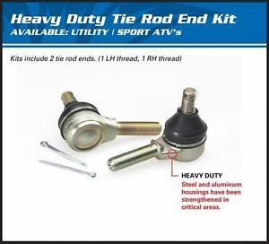 Polaris Predator 500 Tie Rod End Kit All Balls 03 06