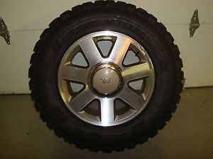 Ford F 150 2004 08 King Ranch Wheels Tires 18 inch Fierce Attitude Tires