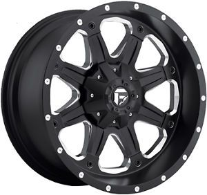 17x9 Fuel Boost 17x9 5x5 5x5 5 Jeep Wrangler Dodge RAM 1500 Rims