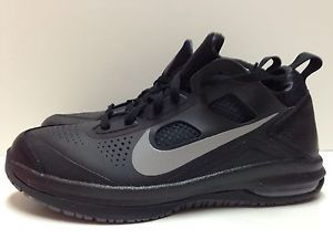 Nike Air Max Dominate XD Mens Sz 11 Basketball Shoes Black 511367 004