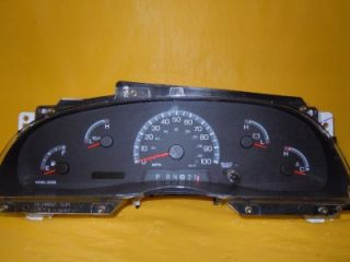 02 03 04 Ford F150 Speedometer Instrument Cluster Dash Panel Gauges 85 627