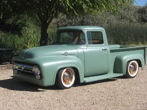 1956 Ford Truck Hot Rod Rat Rod 1955 1954 1953 Custom Satin Paint