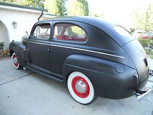 "1941 Ford 2 Door Sedan All Steel Hot Rod Street Rod ""Sleeper"" A Must See"