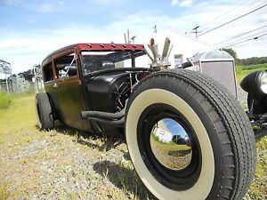 1929 Ford Model A Hot Rod Rat Rod