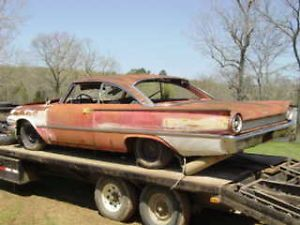 1961 Ford Galaxy Starliner Rat Rod Hot Rod Vintage Car Parts Roof Skin Only