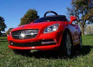 Licensed Mercedes Benz Ride on Toy Car Kids Battery Operated Remote Control