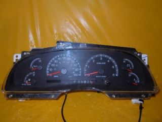 99 Ford F150 F250 Expedition Speedometer Instrument Cluster Dash Panel 230 638