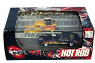 100 Hot Wheels Hot Rod Magazine Pro Mods '37 Chevy '67 Corvette