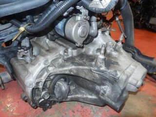 JDM Honda Civic Del Sol B16A DOHC vtec Engine 5SPEED Manual Transmission OBD 1
