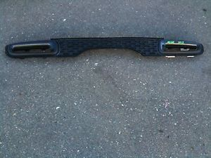 09 12 Mini Cooper s Rear Bumper Grille