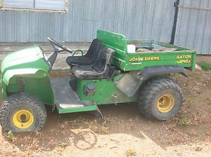John Deere Gator 4x2 for Parts or not Working