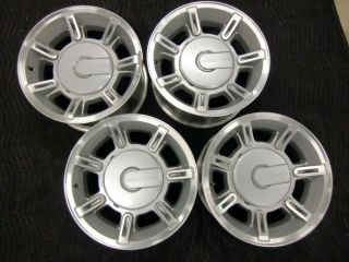 "03 09 Hummer H2 Set of 4 Factory 17"" Wheels Rims Caps Wheel Rim Nice 6300"