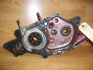 1981 Honda ATC 250R 250 R Bottom End Motor Engine 2