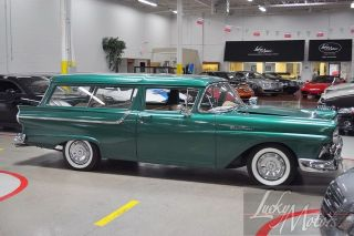 1957 Ford 2 Door Ranch Station Wagon