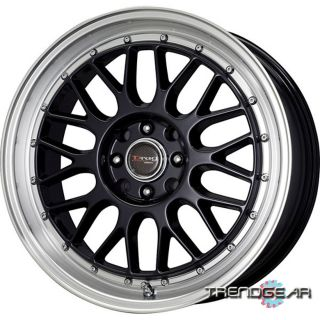 17 Drag DR44 5 Lug Wheels Rims VW Golf Jetta Passat VR6
