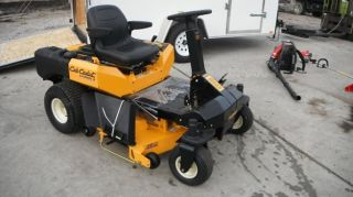 New 48'' Cub Cadet 22 HP Kohler Zero Turn Lawn Mower Enclosed Trailer Package