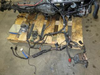 JDM Nissan Silvia SR20DET s13 Red Top Engine 5 Speed Transmission MAF ECU