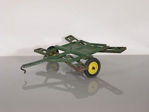 1 16 Ertl John Deere Farm Toy Tractor Disc for Parts or Restore