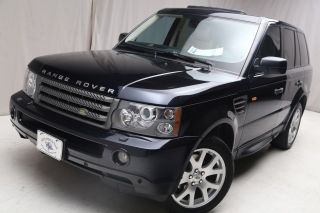 We Finance 2007 Land Rover Range Rover Sport HSE 4WD