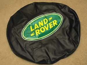 Land Rover Spare Tire
