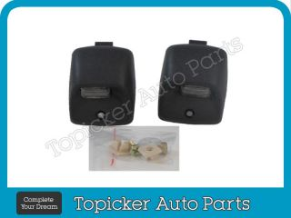 05 12 Toyota Tacoma SR5 Rear Step Bumper Face Bar Chr Top Lo Pads License Light