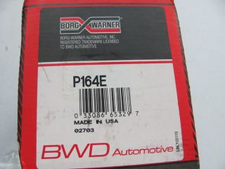 BWD P164E Fuel Pump Repair Kit