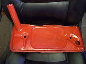Original 1957 Ford 312 Y Block Dual 4V E Code Engine Valley Tray Cover