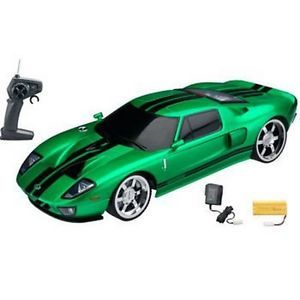 1 10 Ford GT Radio Remote Control Model Car RC RTR All Batteries Including