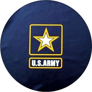 U s Army Spare Tire Covers Trailer SUV's RV'